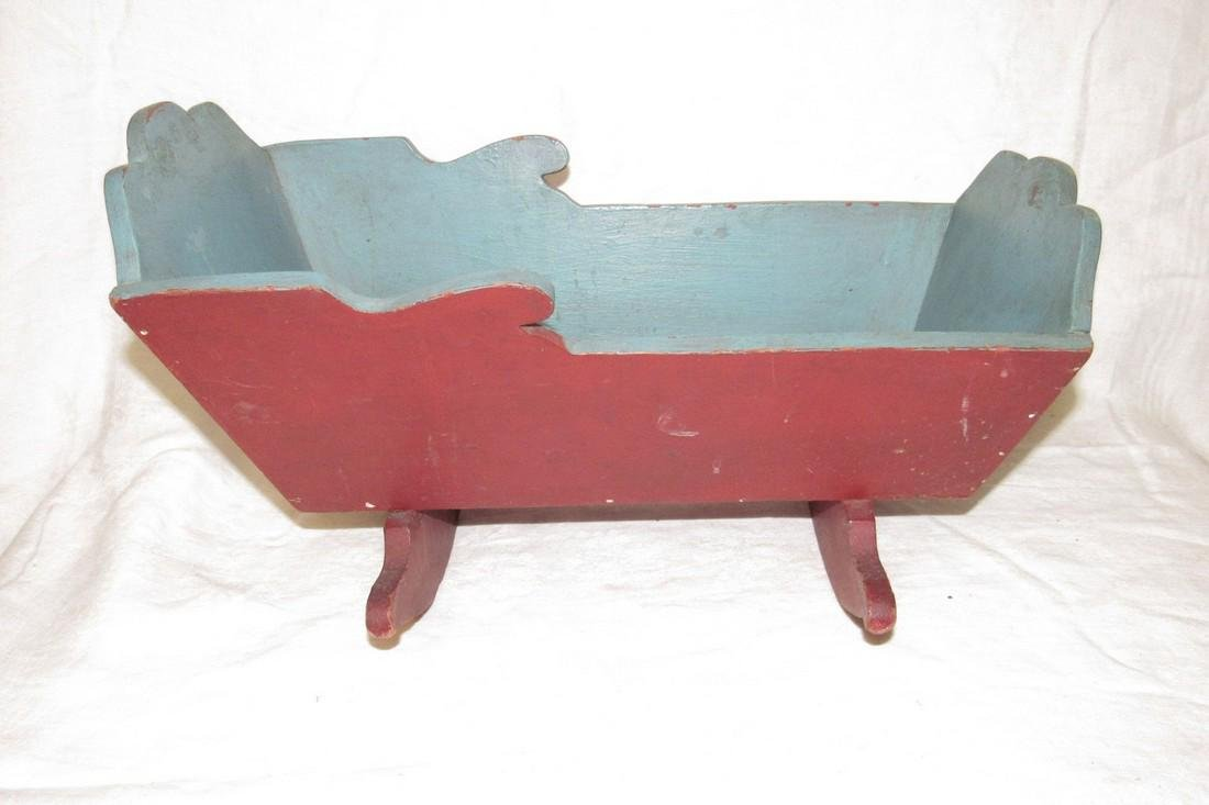Bidden's Carriage House Lancaster PA Cradle