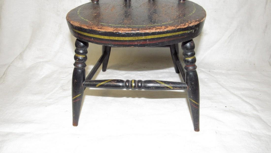 Doll Stool & Chair - 5