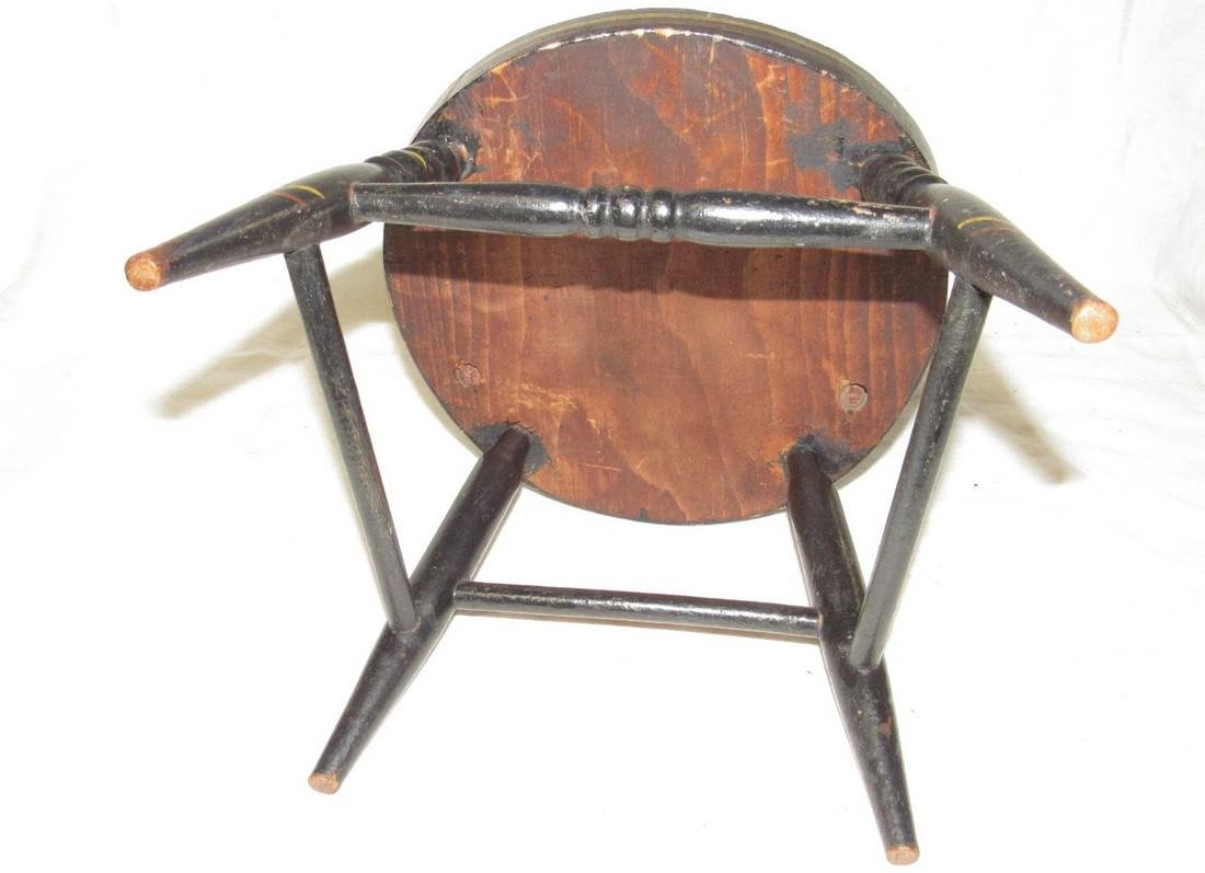 Doll Stool & Chair - 6