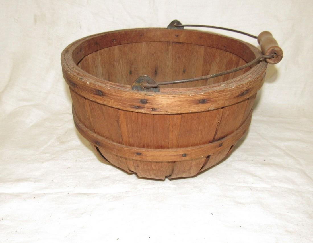 Apple Picking Basket