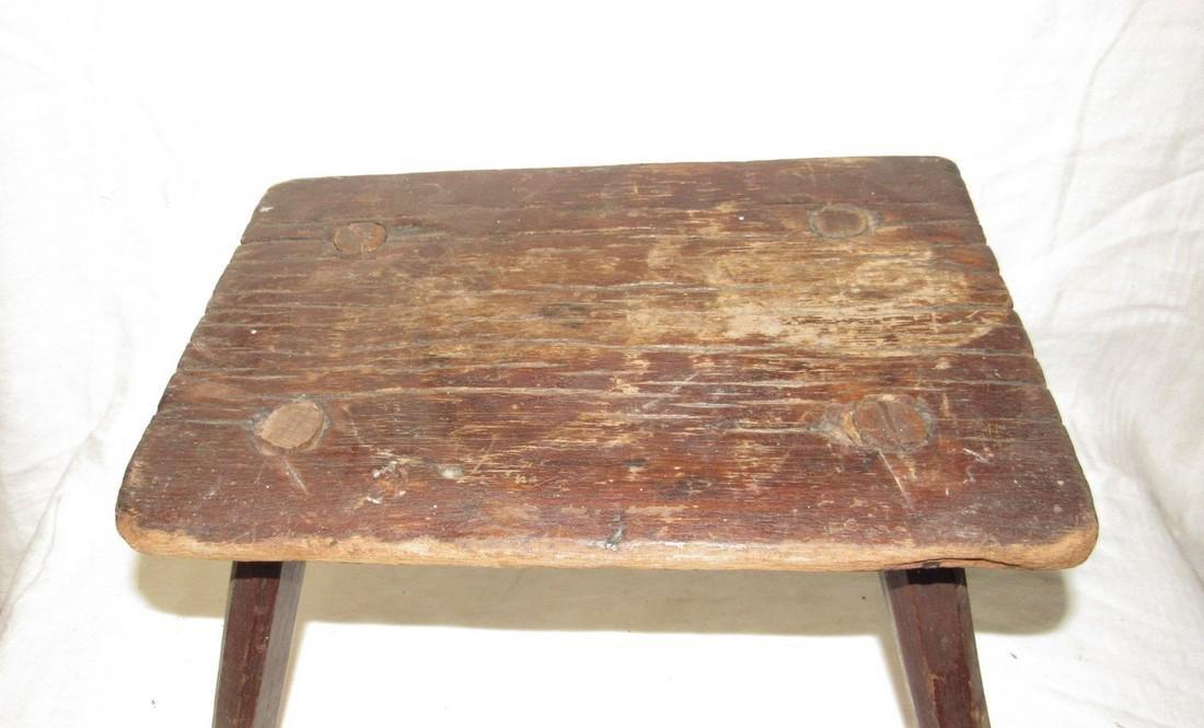 Plank Stool - 2