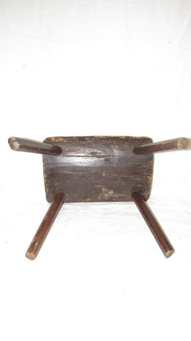 Plank Stool - 4