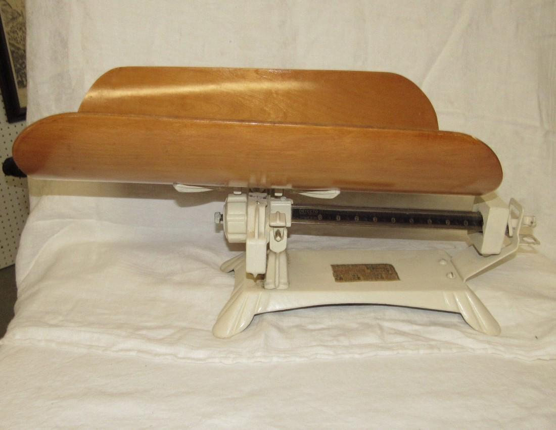 Vintage Detecto Baby Scale