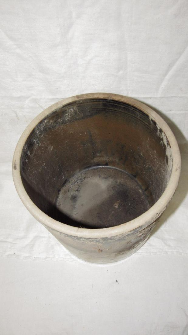 4 Gallon Stoneware Crock - 3