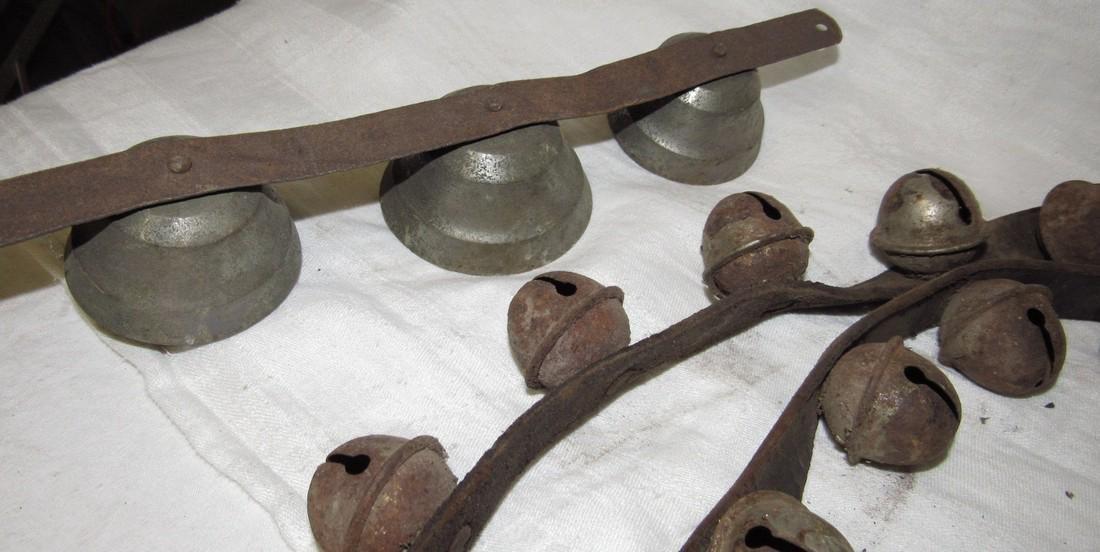 Lot of Antique Bells - 2