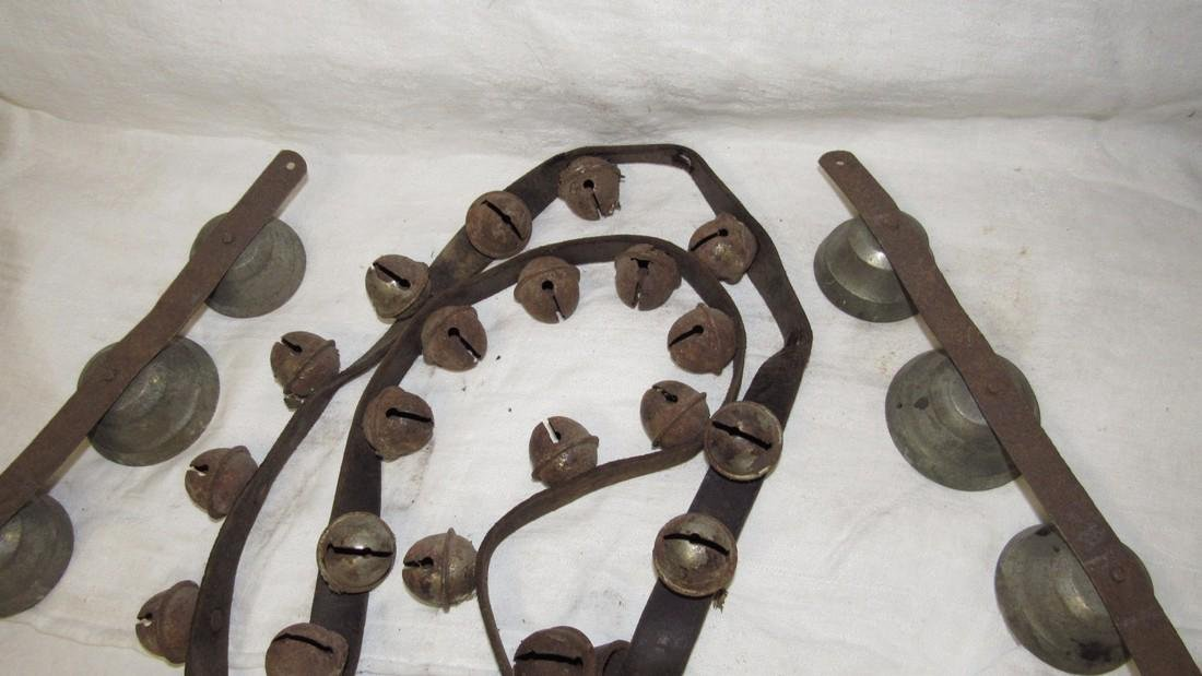 Lot of Antique Bells - 4