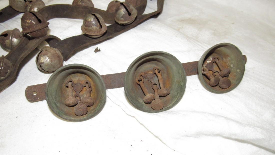 Lot of Antique Bells - 5