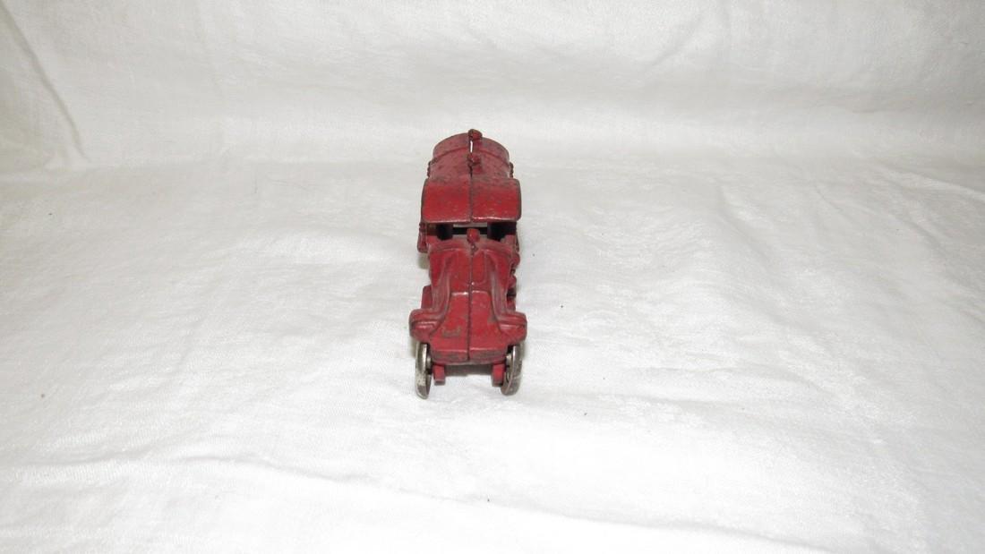 Antique Cast Iron Toy Gasoline Truck - 2
