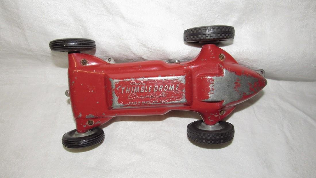 Ray Cox Thimble Drome Tether Toy Car - 5