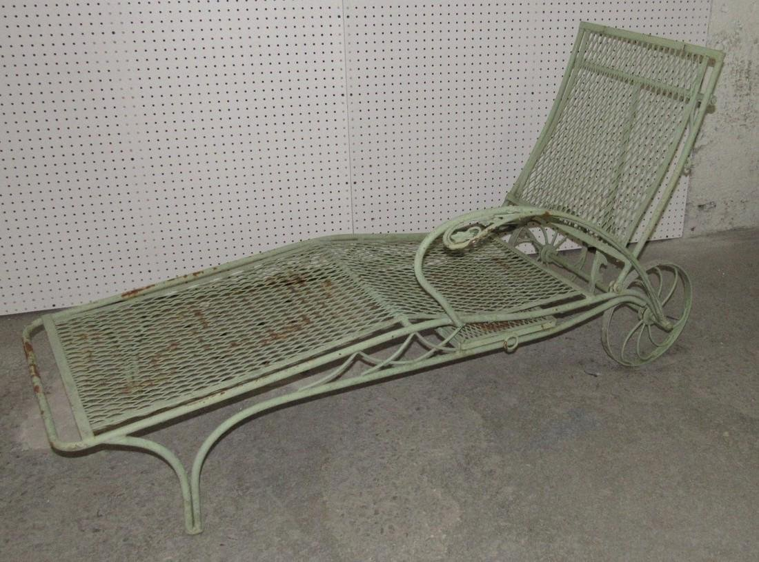 Salterini  Mid Century Lounge Chair