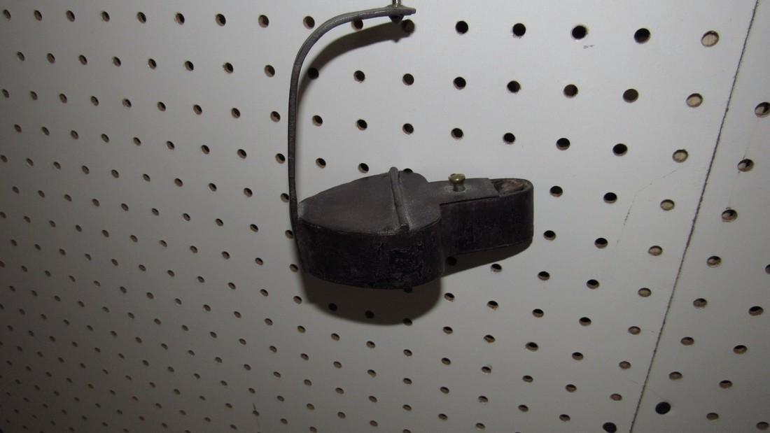 Antique Betty Lamp - 2