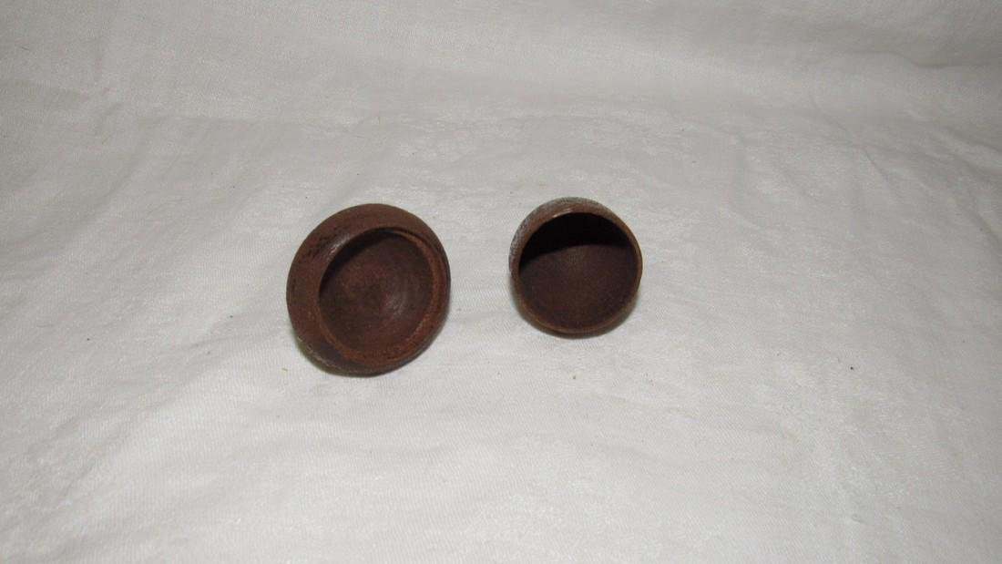 Wooden Sewing Acorn - 2