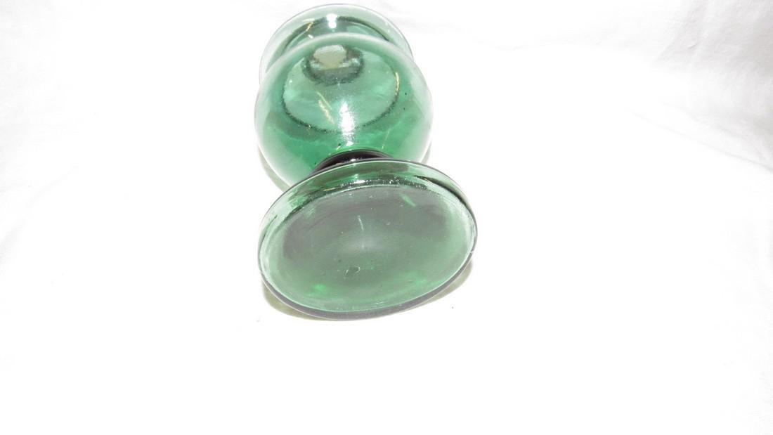 2 Antique Oil Lamps - 4