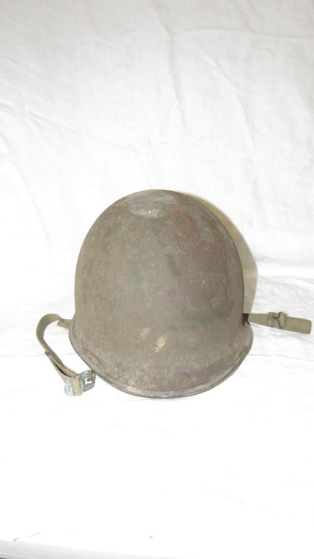 US WWII Military Helmet - 2
