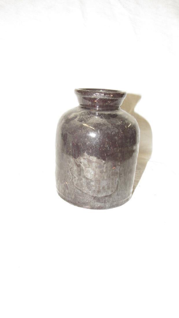 Redware Preserve Jar