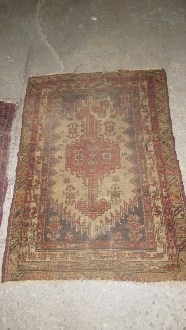 2 Oriental Rugs - 2