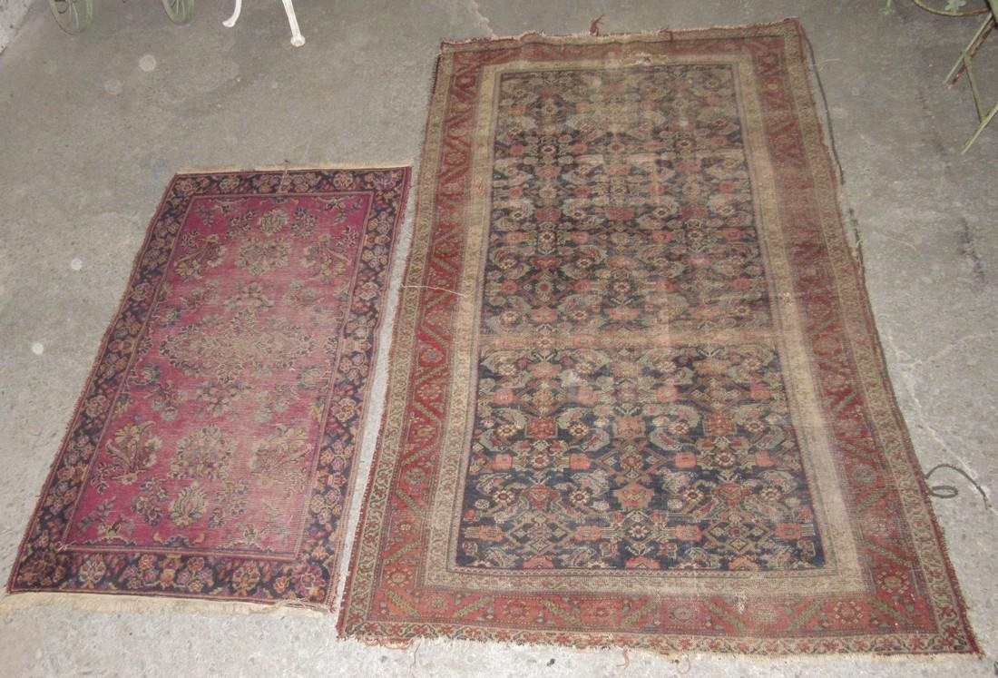 2 Oriental Rugs