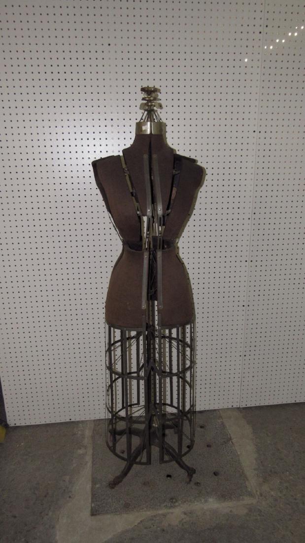 Antique Acme Dress Form