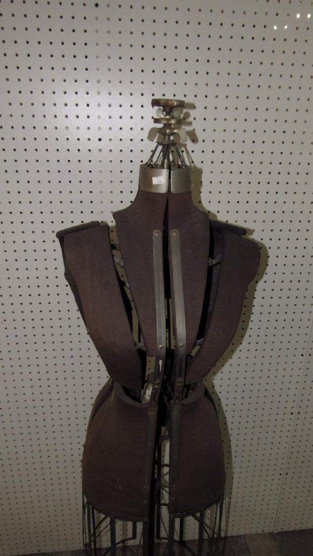 Antique Acme Dress Form - 2