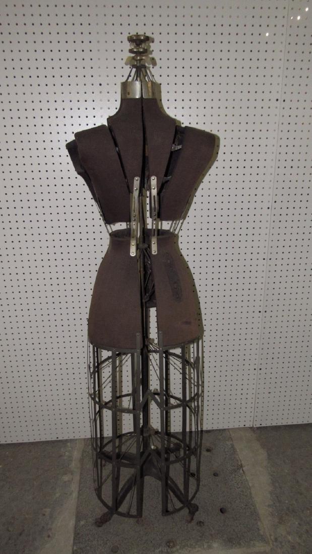 Antique Acme Dress Form - 5