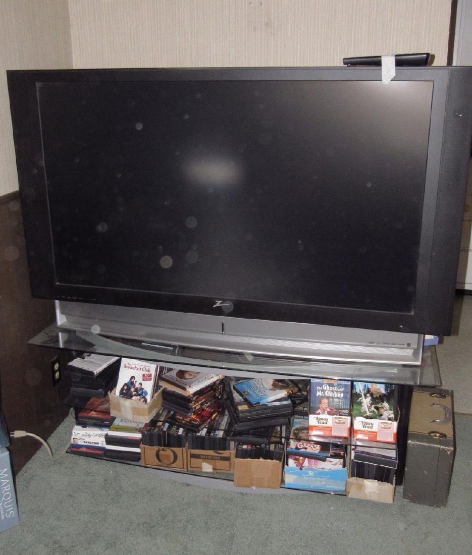 """56"""" Zenith TV & Stand"""