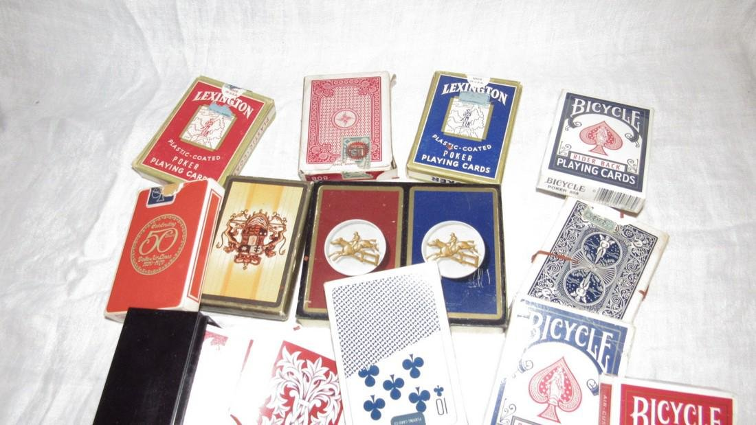 Lot of Playing Cards - 2