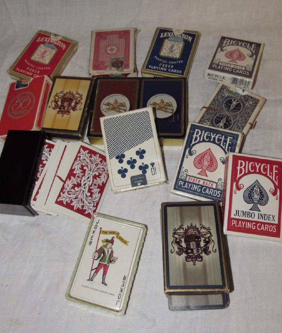 Lot of Playing Cards - 3
