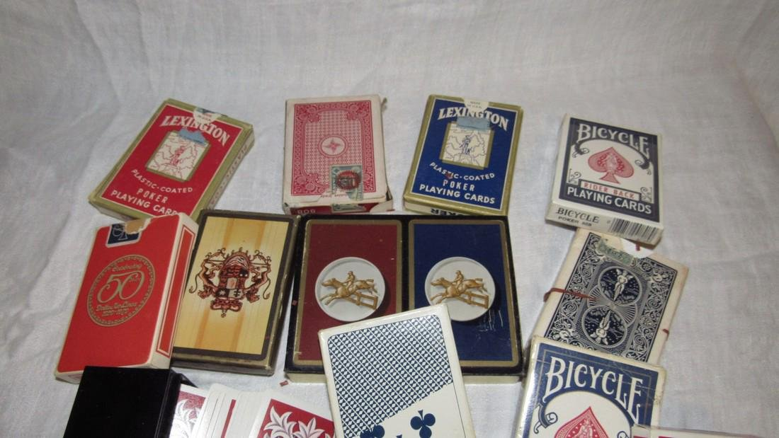 Lot of Playing Cards - 4
