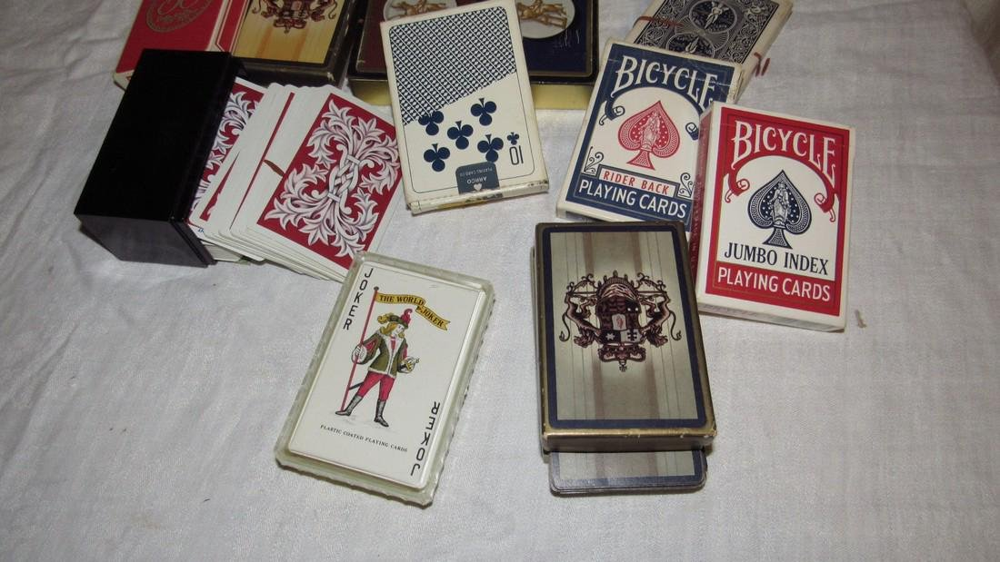 Lot of Playing Cards - 5