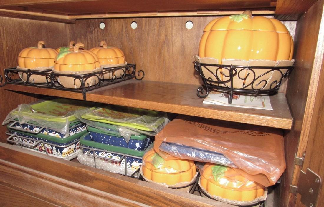 Temp-Tations Casseroles & Pumpkin Dishes