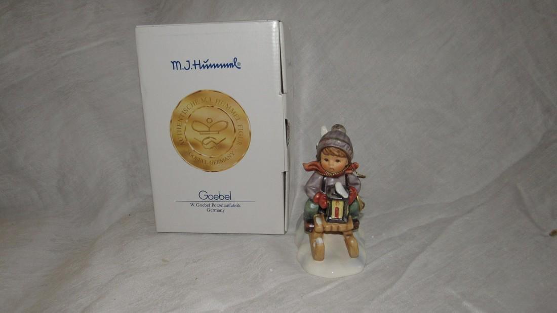 Hummel Goebel #1213 Ride into Christmas - 2
