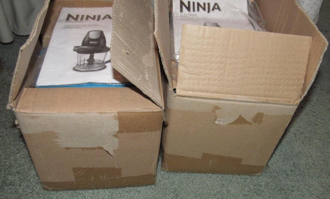 2 Ninja Storm QB700Q 30 Series Blenders - 3