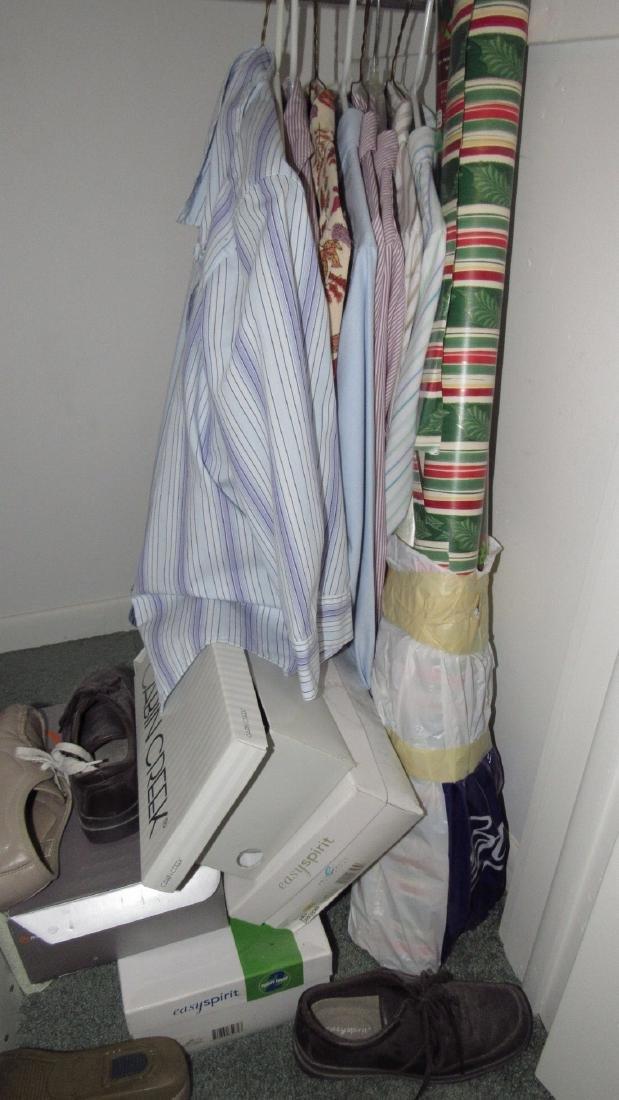 Closet Contents Clothing Shirts Jackets - 2