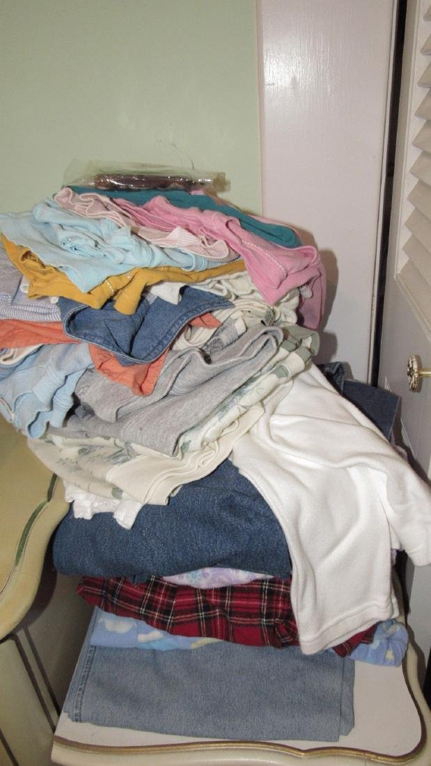 Closet Contents Clothing Shirts Jackets - 4
