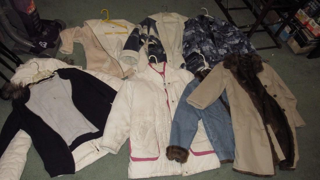 Closet Contents Clothing Shirts Jackets - 5