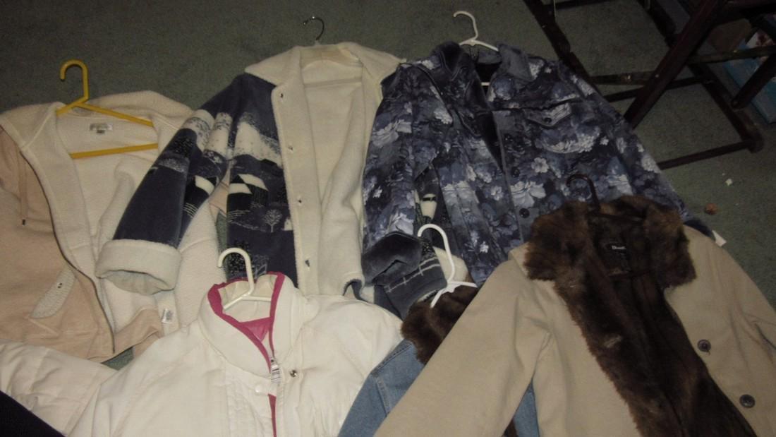 Closet Contents Clothing Shirts Jackets - 6