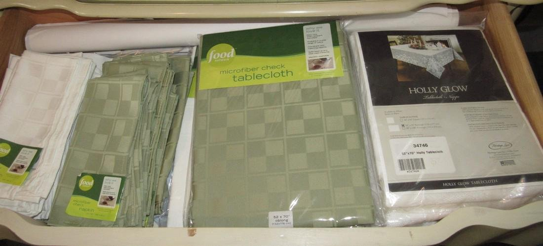 Placemats Table Clothes & Towls - 3