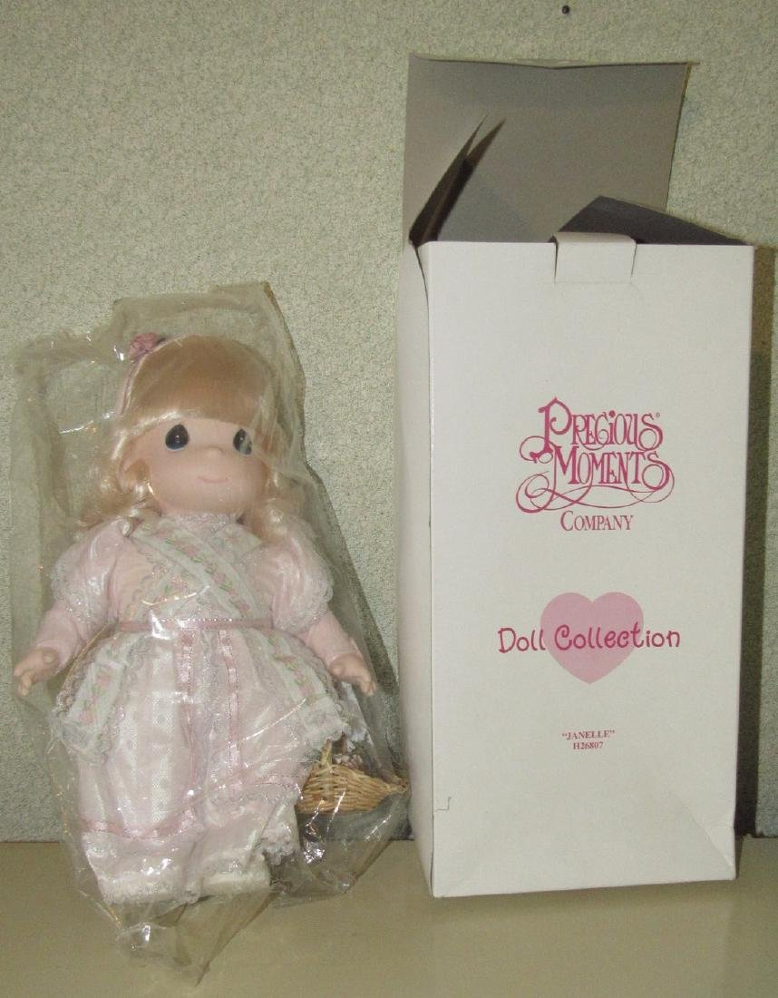 Precious Moments Janelle Doll