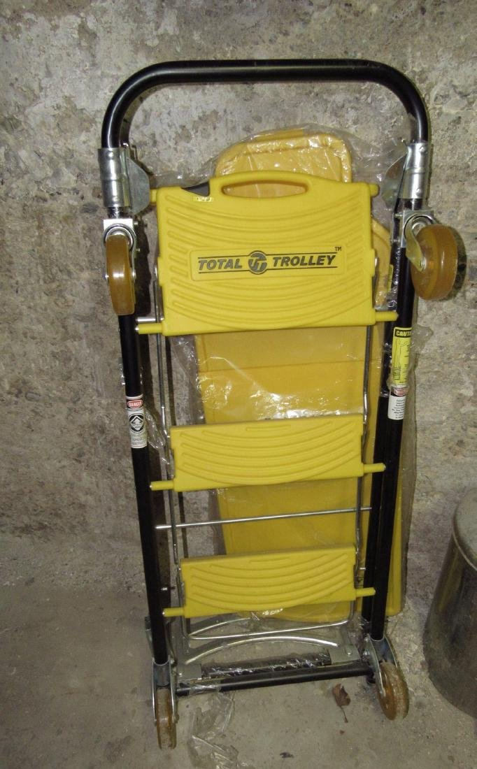 Total Trolley Hand Truck Dolly