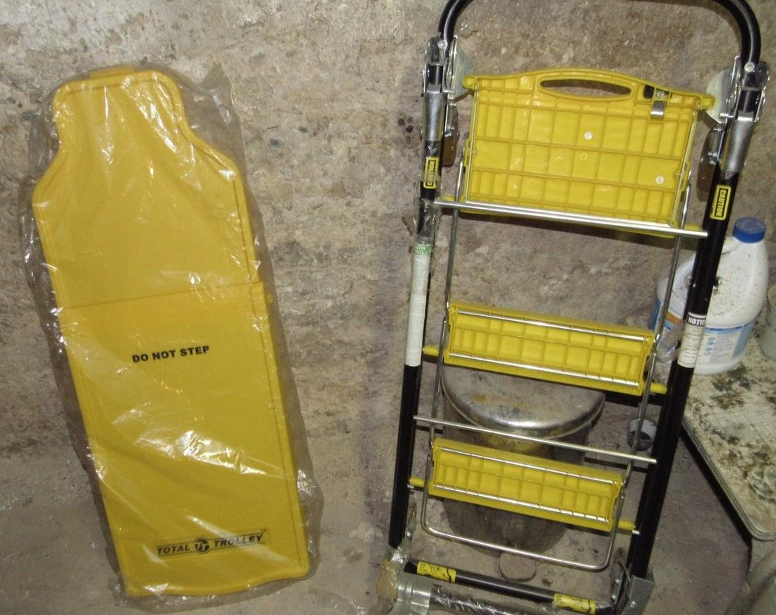 Total Trolley Hand Truck Dolly - 2