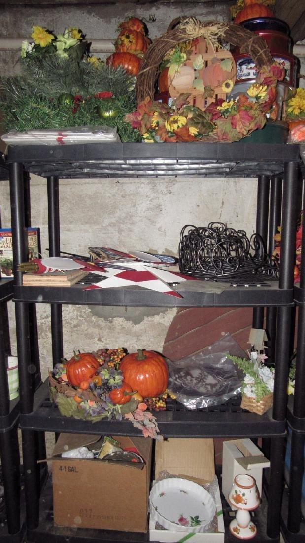 Crafts Artificial Flowers Halloween Lot