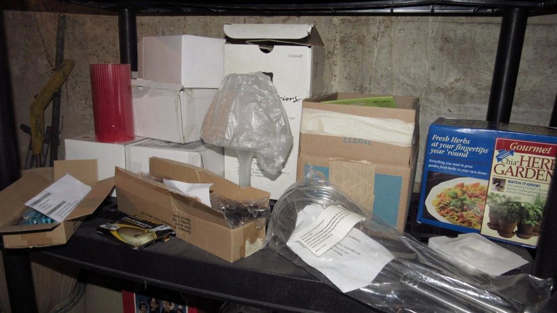 Shelf Lot Home Interiors Utensils Plant Clips