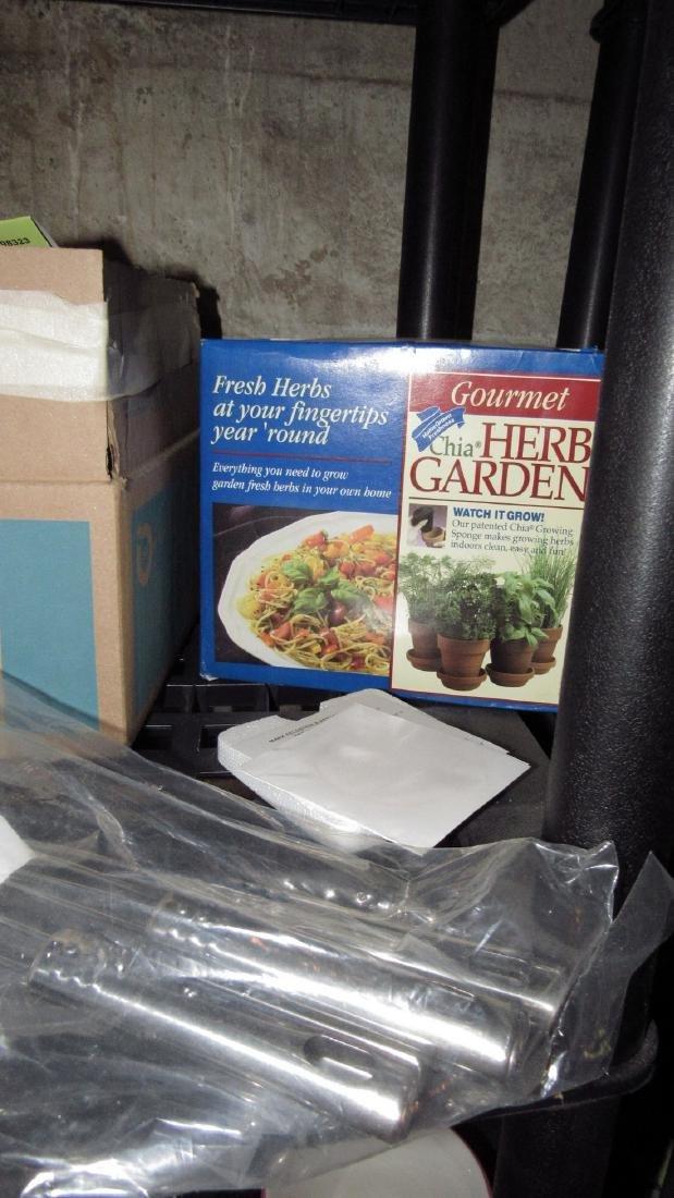 Shelf Lot Home Interiors Utensils Plant Clips - 2