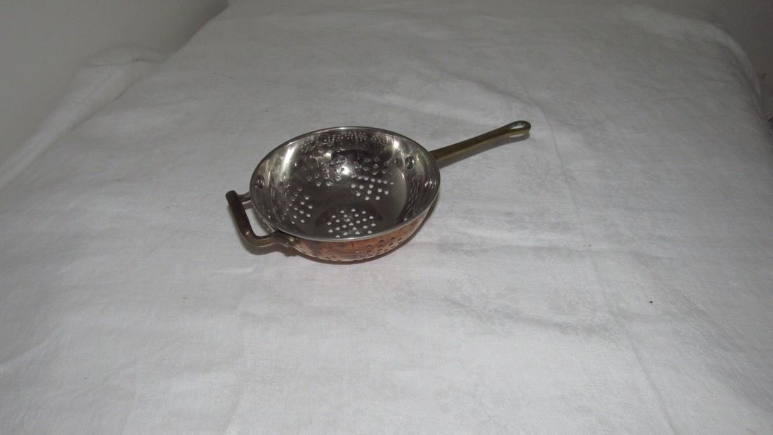 Copper & Brass Strainer