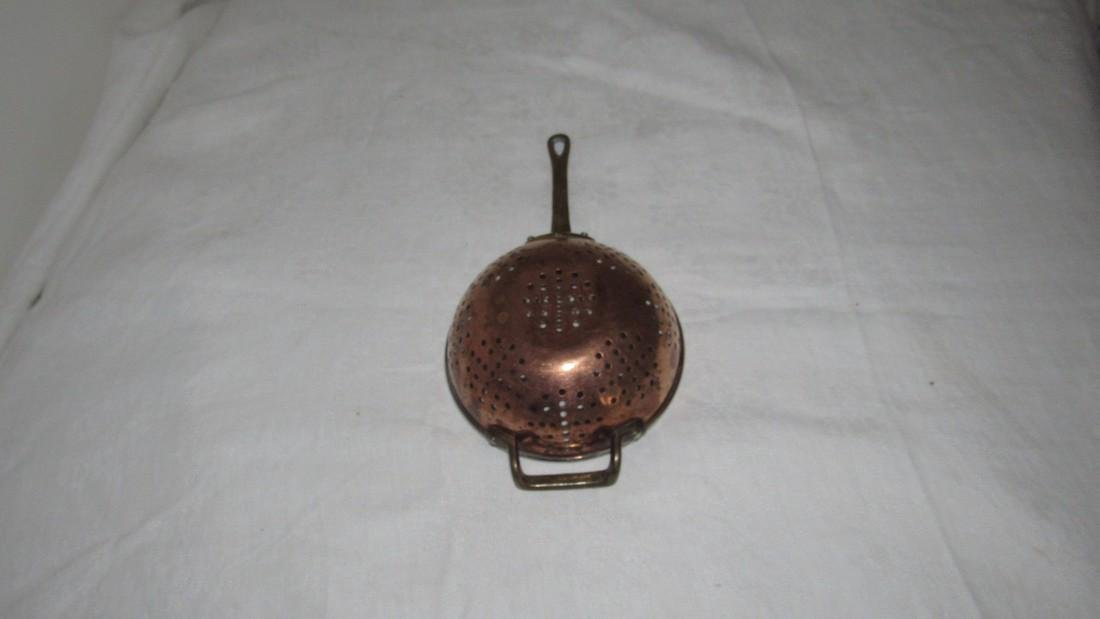 Copper & Brass Strainer - 2