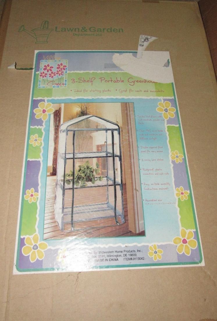 Portable Greenhouse - 2