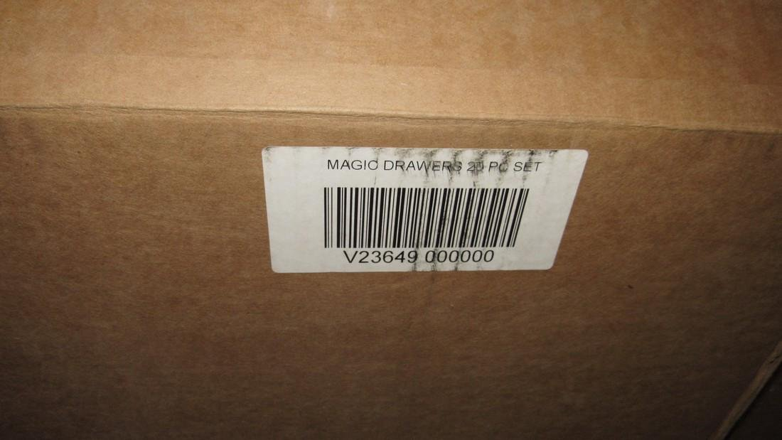 3 Boxes Magic Drawers & Stack & Save Bags - 2