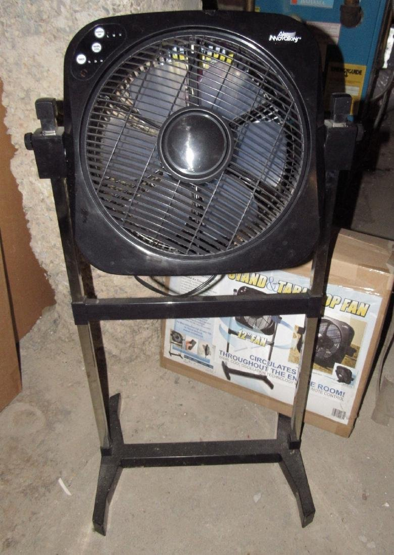 2 Air Innovations Fans