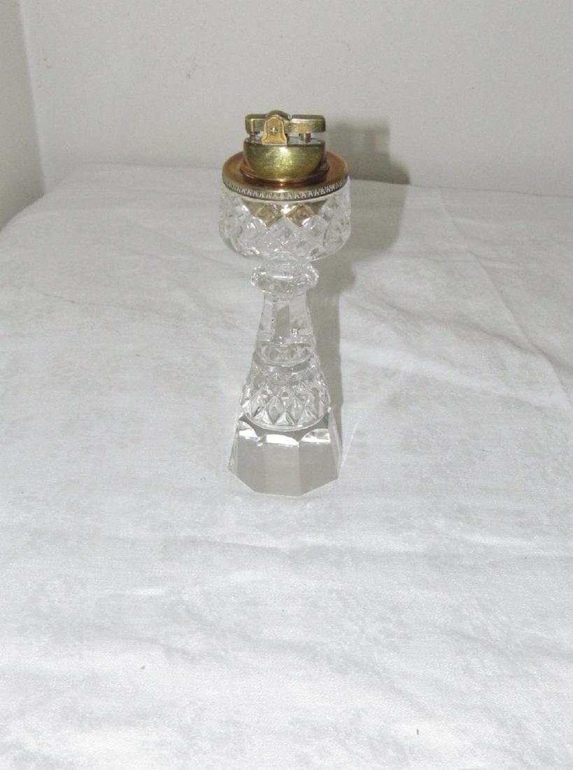 Lead Crystal Lighter