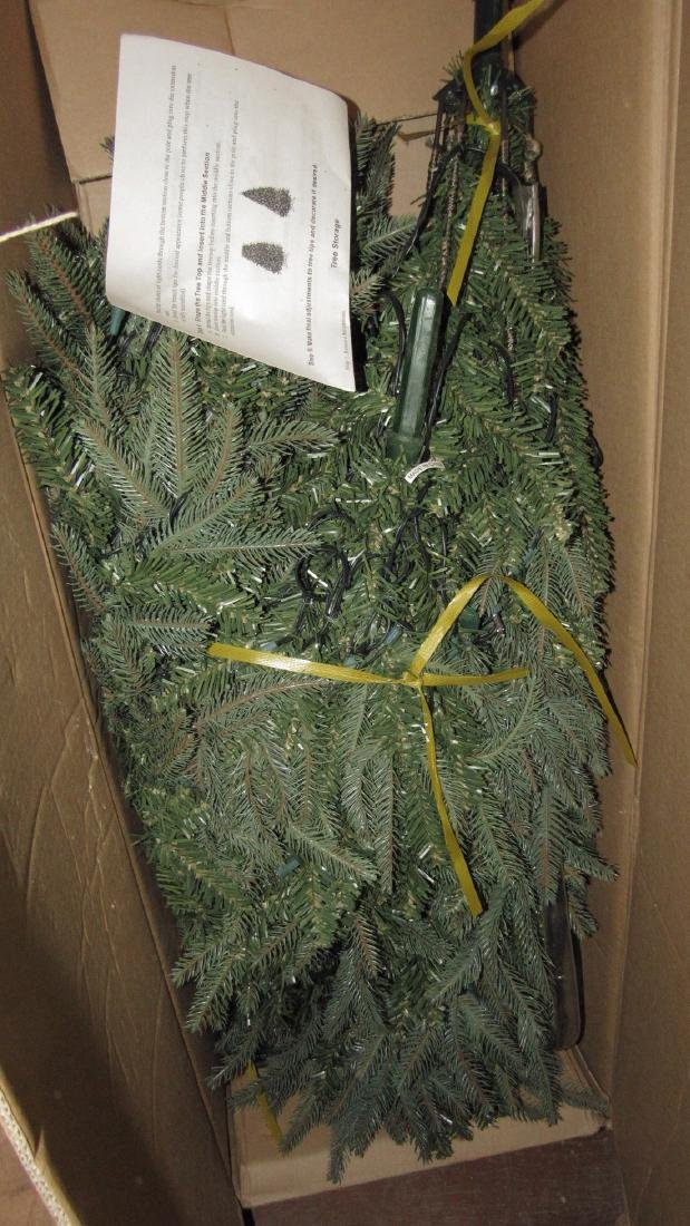Artificial Christmas Tree Lot - 4